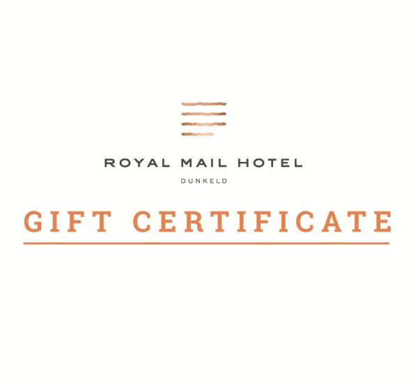 250 gift certificate royal mail hotel 250 gift certificate negle Choice Image