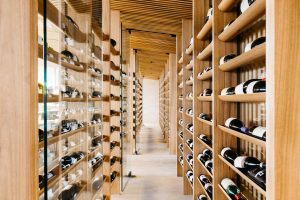 Wickens at Royal Mail Hotel, Wine Corridor